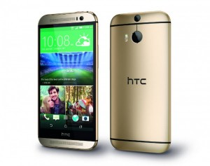 HTC ONE 8M Gold