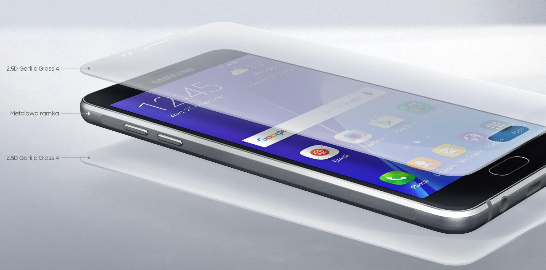 Samsung Galaxy A5 2016 Gorilla Glass