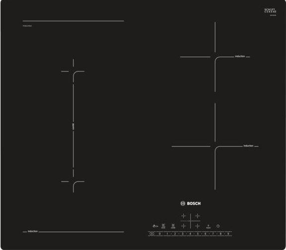 Bosch Pvs611fb1e Płyta Indukcyjna Specyfikacja